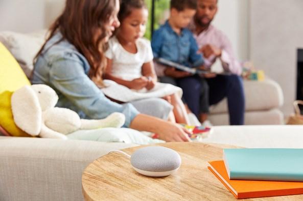 Google Assistant kids stories