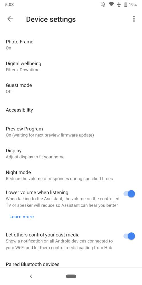 """In Google Home 2.9.65 werden unter anderem """"FaceMatch"""", die Einrichtung von In-App-Nest-Geräten und mehr angezeigt. [APK Insight]"""