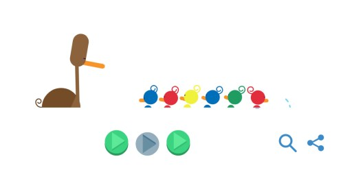 Mother's Day Google Doodle