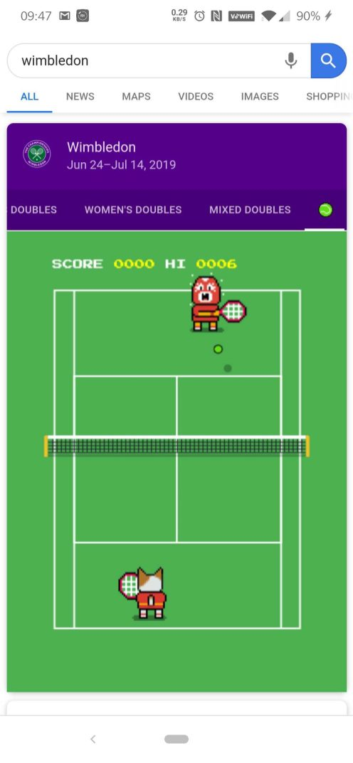 Wimbledon Easter egg game Google Search (2)