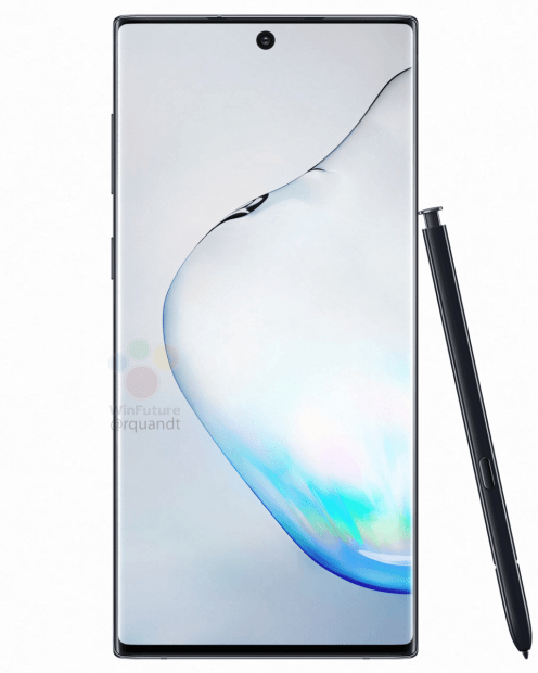 galaxy note 10 s-pen specs leak