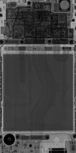 Pixel 3a XL X-Ray