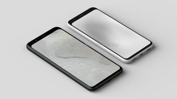 pixel 4 vs pixel 4xl leak front