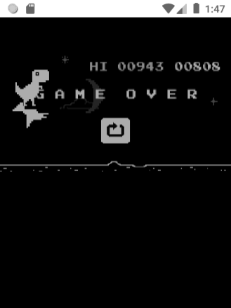 touchless-chrome-dino-run-game-over
