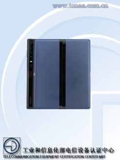 folded phone