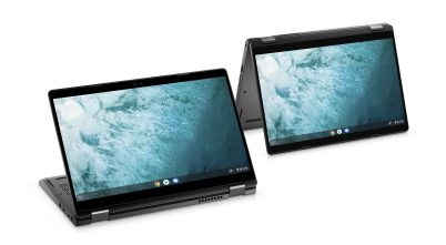 Latitude 5300 2-in-1 Chromebook Enterprise_presentation and tent mode