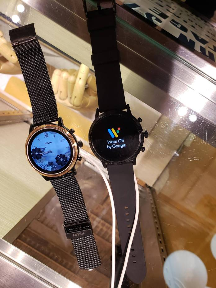 fossil wear os 1gb ram leak