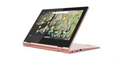 chromebook c340 sand pink