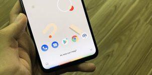 Google Pixel 4 new Assistant UI