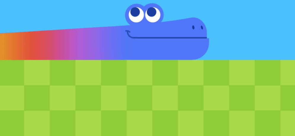 chrome snake game assests