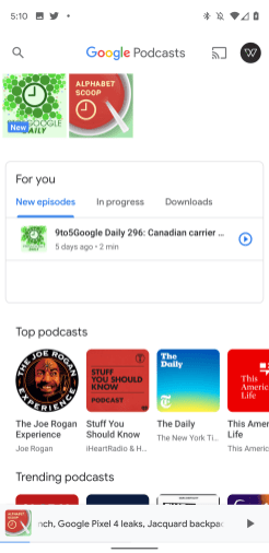 google-podcasts-material-theme-5