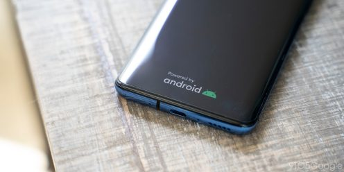 oneplus 7 pro powered by android