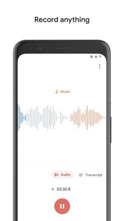 google recorder play store