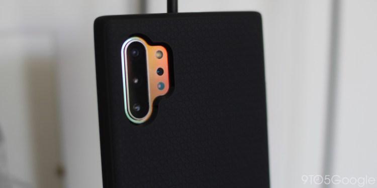 Galaxy Note 10 cases - Spigen