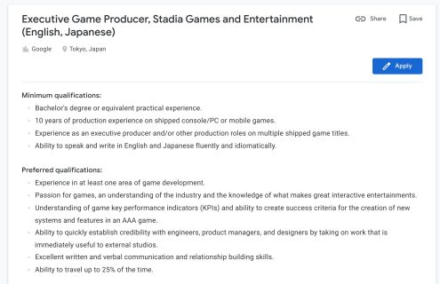 stadia-executive-game-producer-tokyo