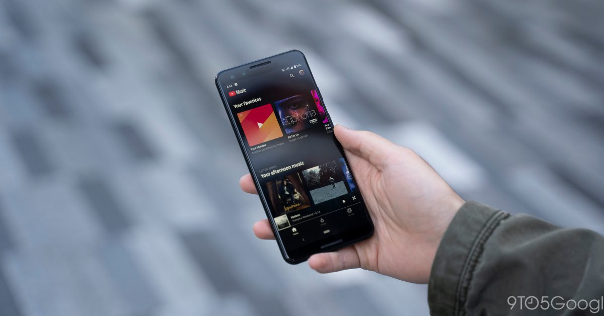Google Starts Play Music To Youtube Music Transition 9to5google