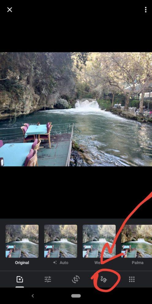 Google Photos markup tool 1