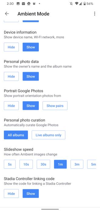 chromecast ultra disable stadia controller pairing menu pop-up