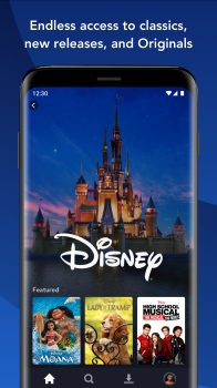 disney+ plus android app chromecast android tv tablets