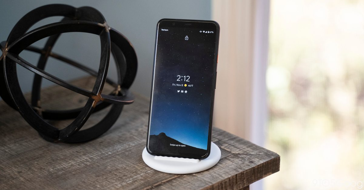 Pixel Stand update adds bedtime reminder, sleep sounds shortcut - 9to5Google