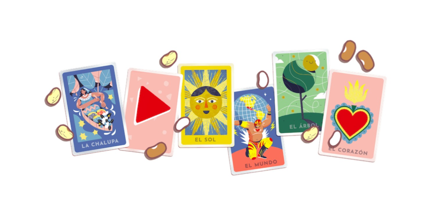 Google Doodle Lets You Play Mexican Card Game Lotería