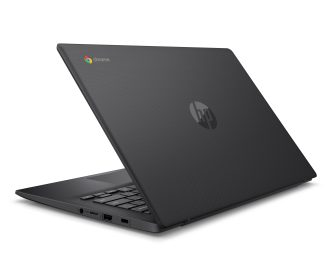 HP Chromebook 14 G6_Chalkboard Gray_Rear Left