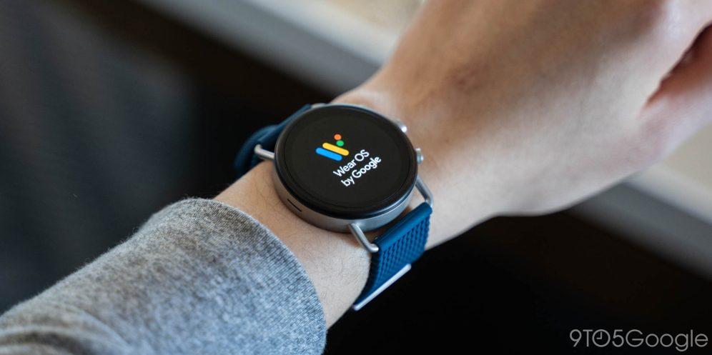 google wear os smartwatch