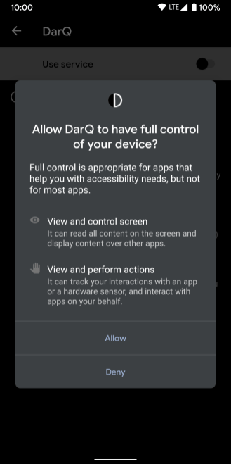 darq-accessibility-permissions