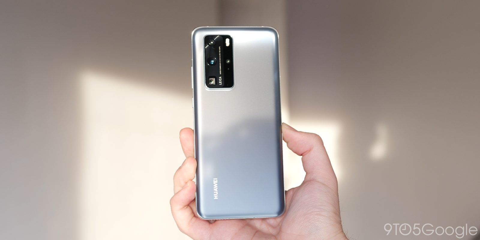 Huawei P40 Pro Goes Official W Appgallery Over Play Store