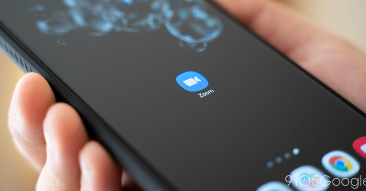 Zoom brings virtual background support to Android - 9to5Google