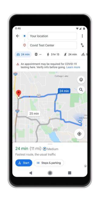 Google Maps covid transit-3