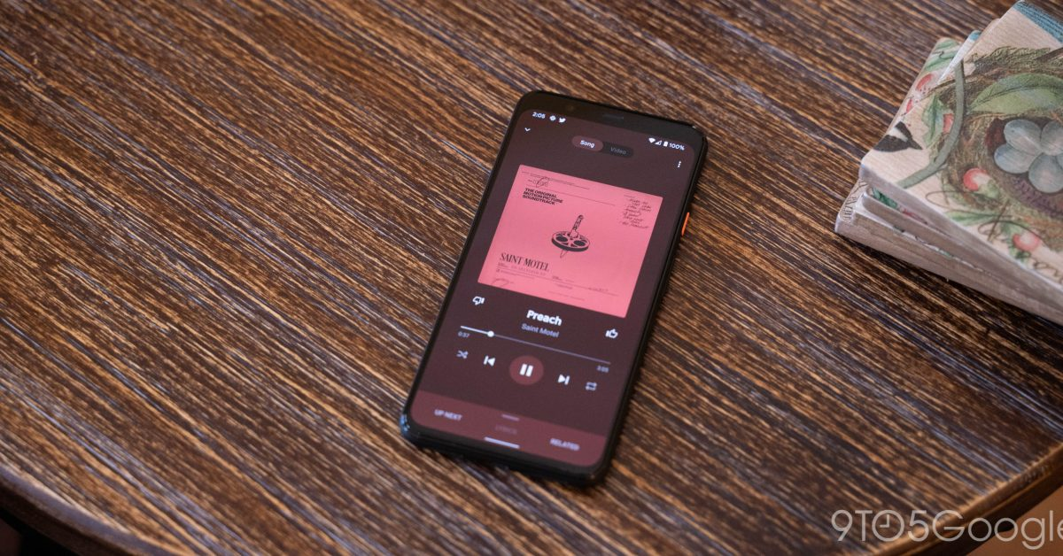 YouTube Music hits 500 million downloads on the Google Play Store - 9to5Google