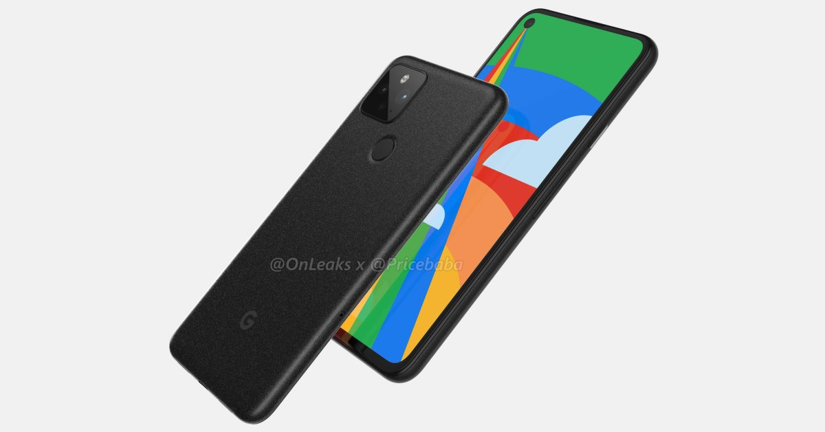 Partial Google Pixel 5 specs leak w/ 6-inch display - 9to5Google