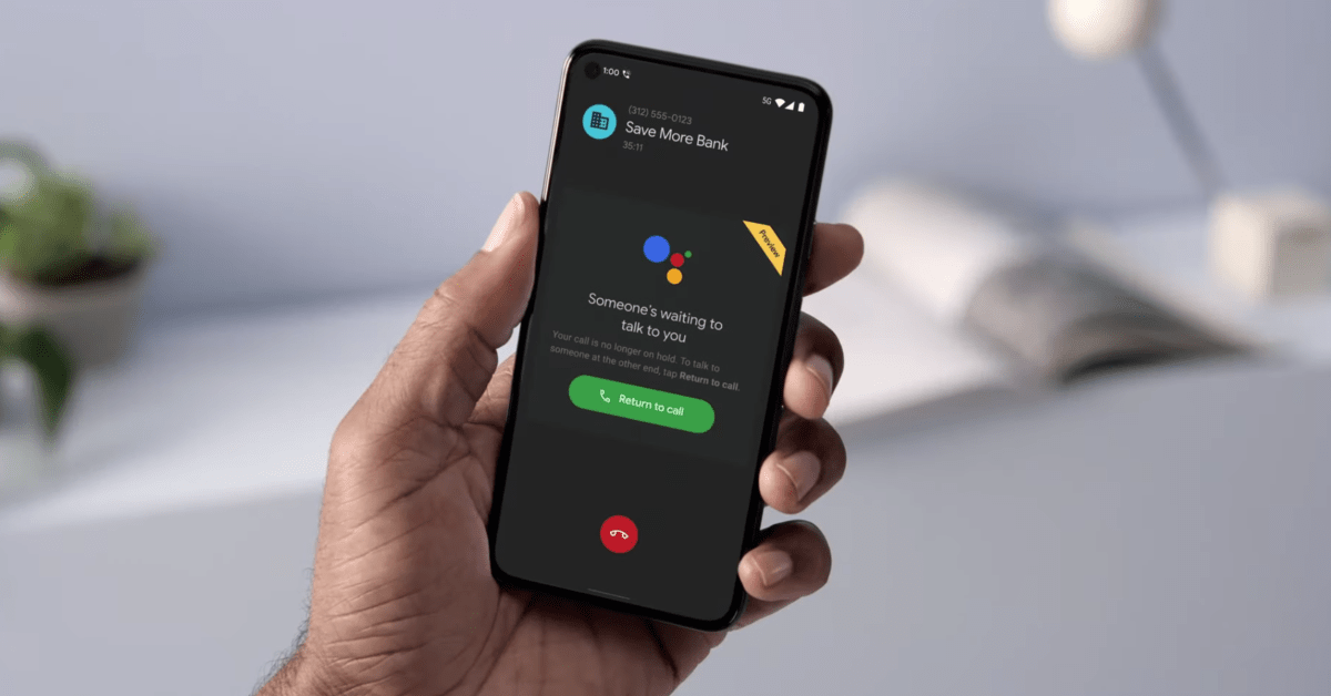 Some Pixel owners in Canada are now able to access Duplex-powered 'Hold for Me' in preview