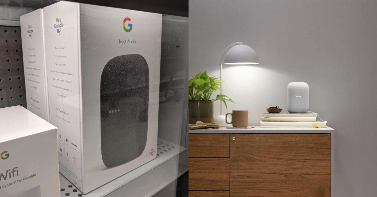 Chromecast with Google TV and Nest Audio packaging leaks - 9to5Google