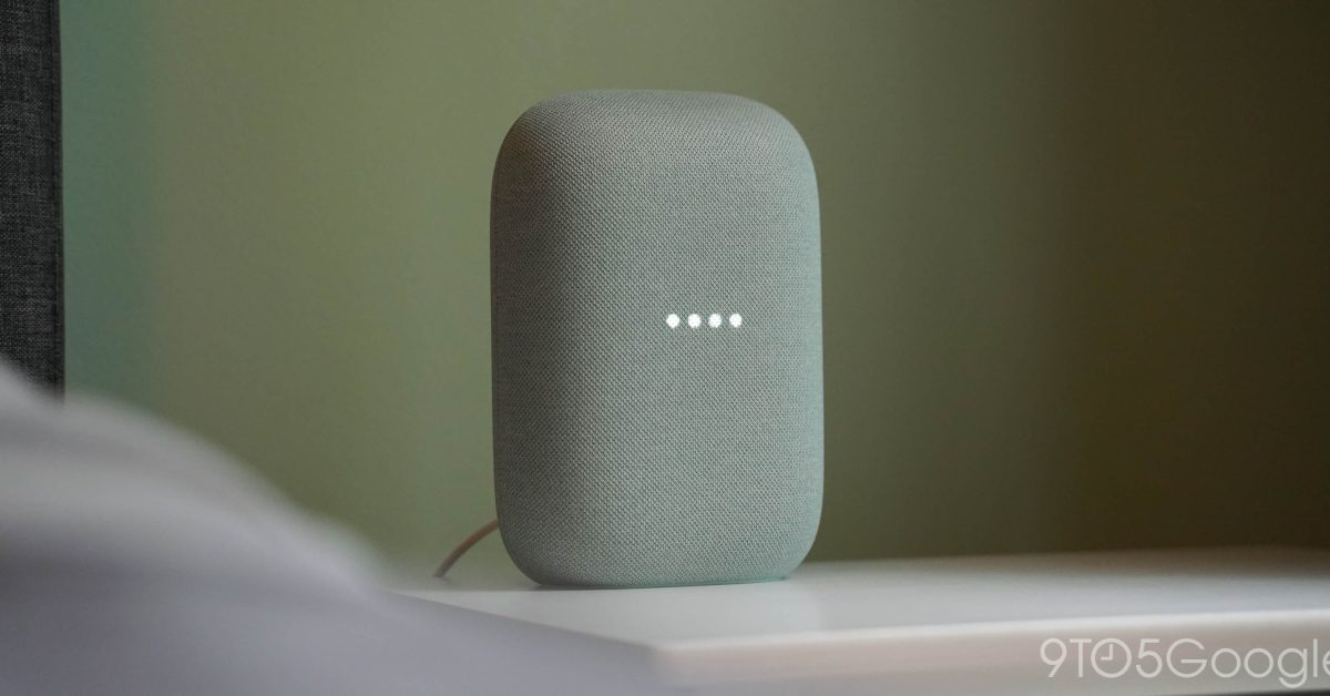 Nest Audio could be used as 'home theater sound system' - 9to5Google