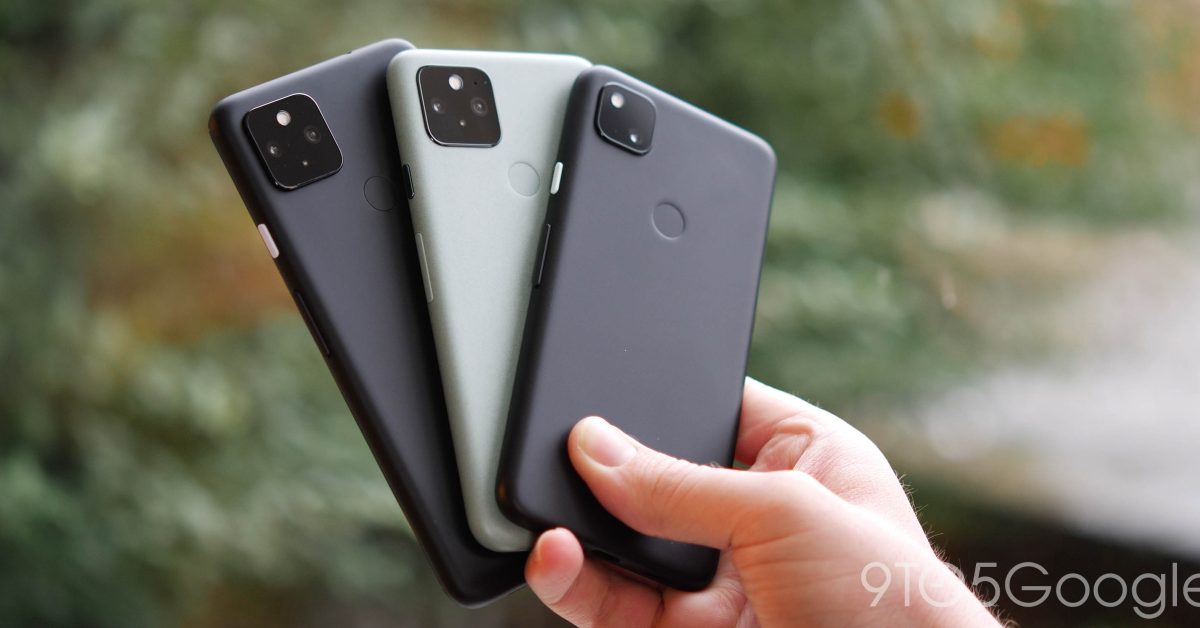 Google Pixel 5a 5G set to run on same Snapdragon 765 as Pixel 5 - 9to5Google