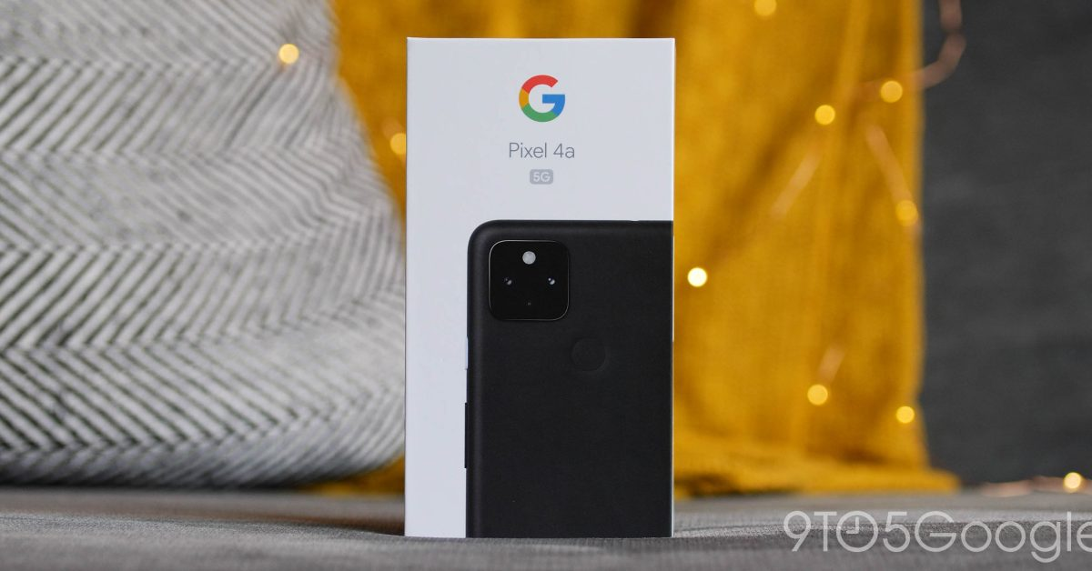Pixel 4a 5G is $449 on the Google Store - 9to5Google