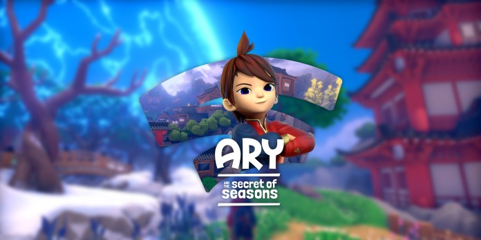 google stadia ary and the secret of seasons