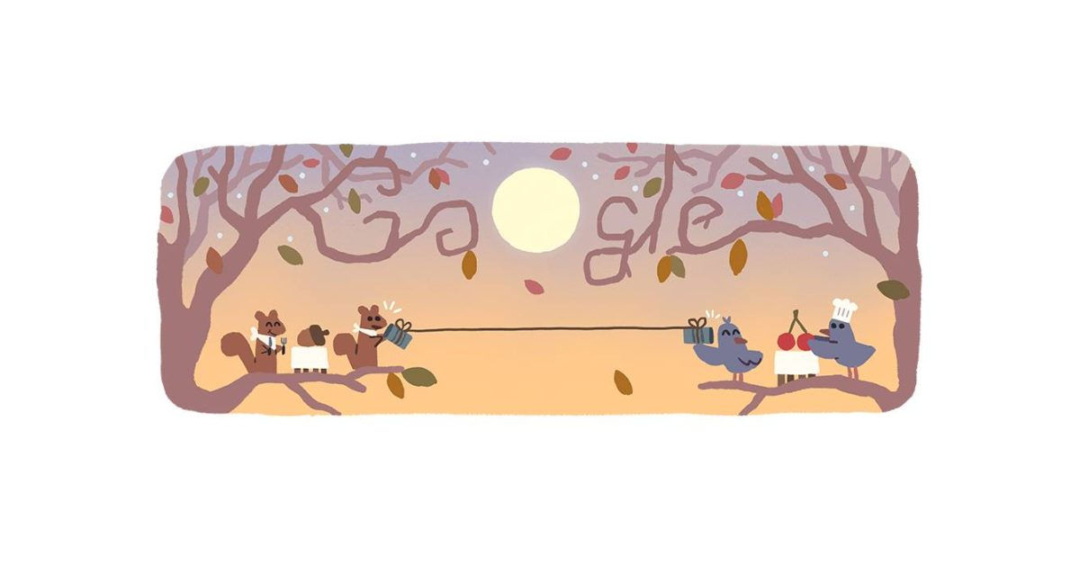 Google celebrates History of Thanksgiving w/ 2020 Doodle - 9to5Google