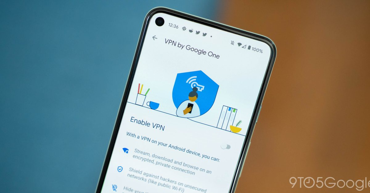 Google One VPN loses quick settings tile on Android - 9to5Google