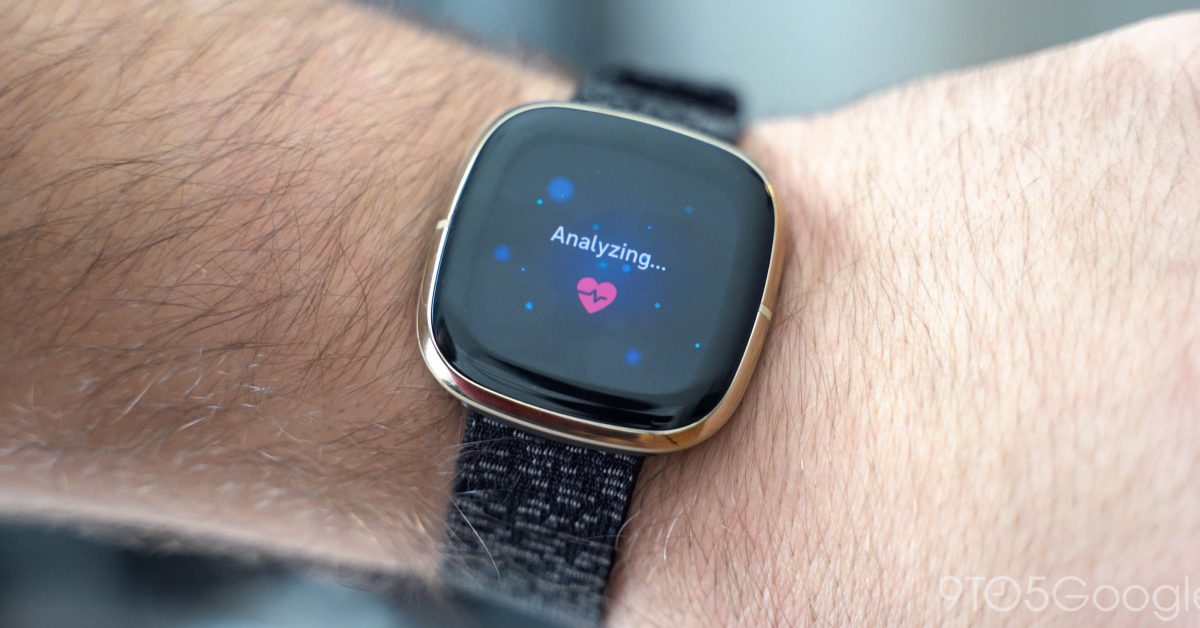 Fitbit starts rolling out 'Snore & Noise Detect' for Sense, Versa 3 [Update: Snore Report] thumbnail