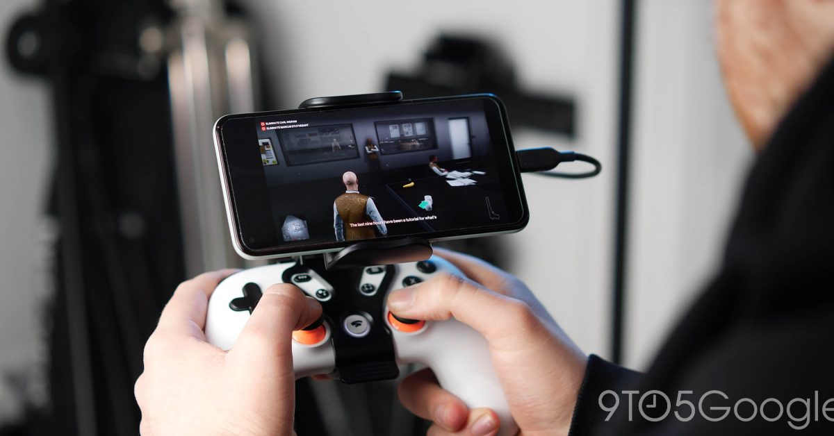 Stadia 3.36 for Android preps voice chat, 'Instant Trials,' more thumbnail