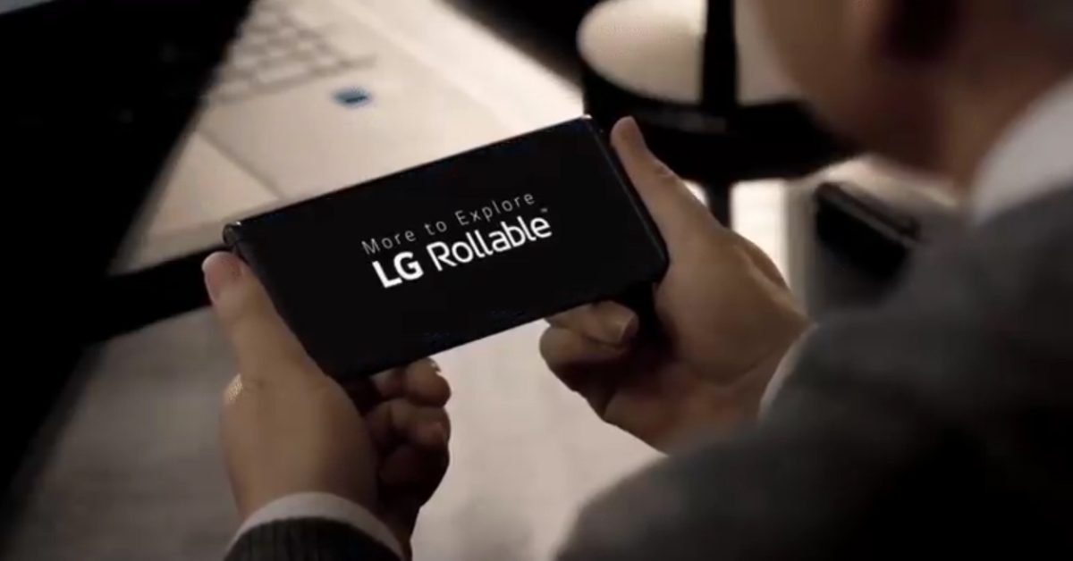 [Update: LG denies] LG Rollable may not see the light of day, according to a new report thumbnail