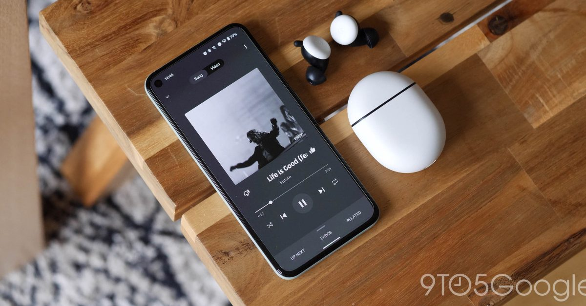 YouTube Music begins testing a 'Library Tracks' playlist - 9to5Google