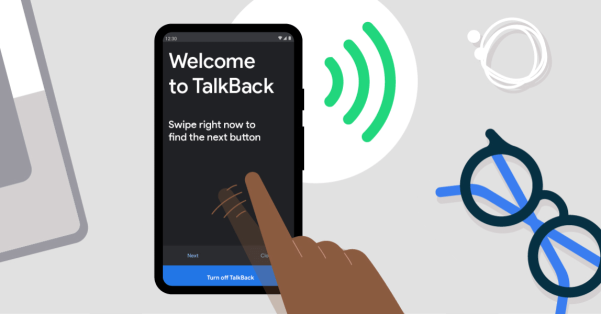 Android TalkBack updated with new gestures, customization, more thumbnail
