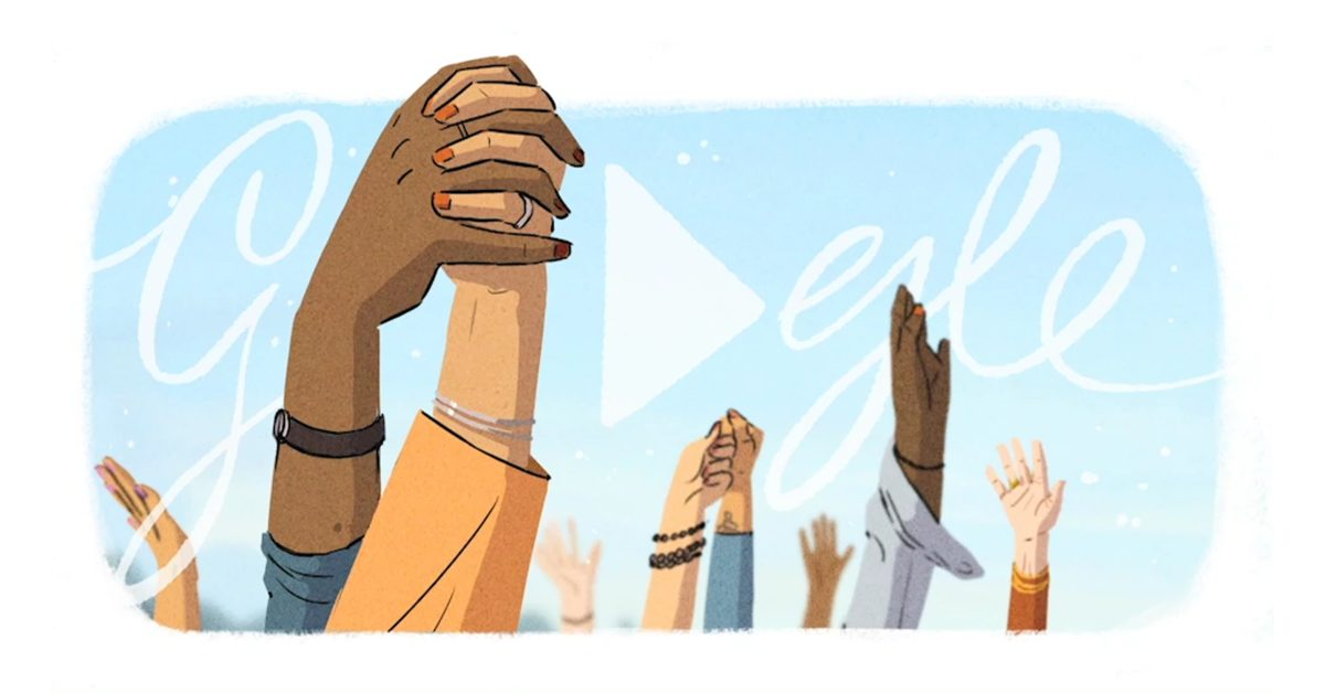 Google Doodle celebrates women's firsts for International Women's Day 2021 thumbnail