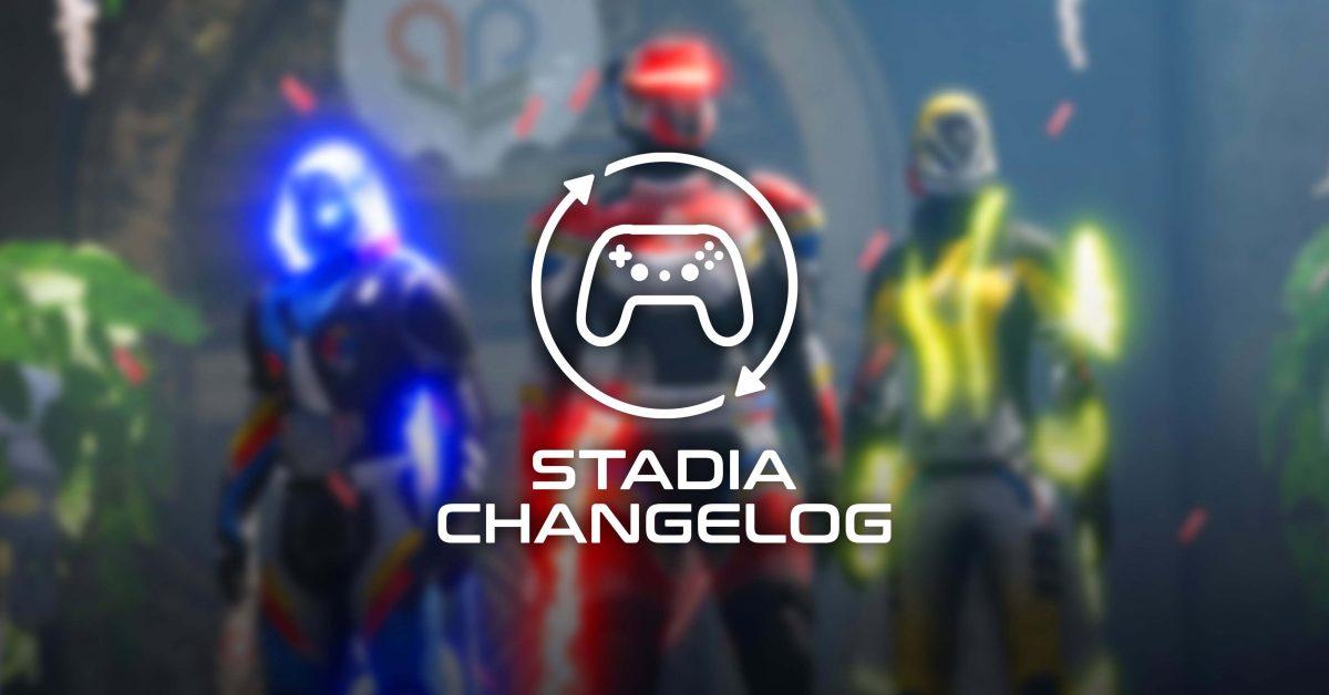 Stadia Changelog: Destiny 2 brings back Guardian Games - 9to5Google