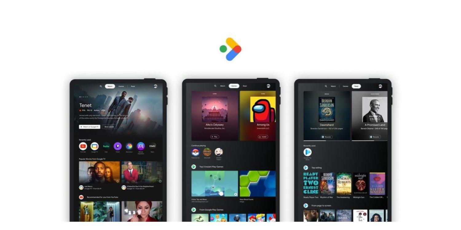 Entertainment Space Android TV