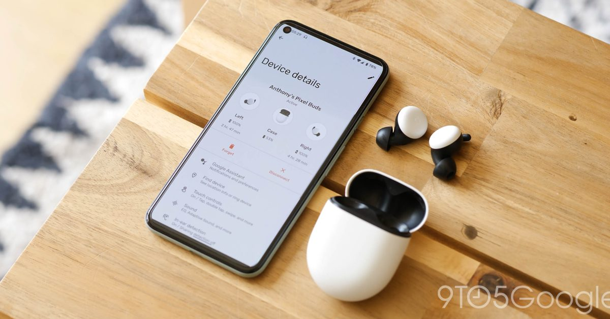 2nd-gen Pixel Buds 'out of stock' at the Google Stores - 9to5Google